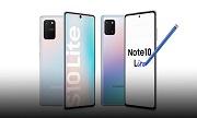 Ra mắt Galaxy S10 Lite và Note 10 Lite - Camera chuyên nghiệp và hoàn hảo