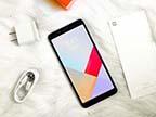 Xiaomi Redmi 6A: Thiết kế hiện đại, màn hình theo xu hướng mới