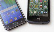 HTC Desire 326G đọ dáng Samsung Galaxy J1