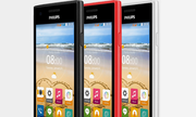Smartphone Philips S309 cá tính cho giới trẻ