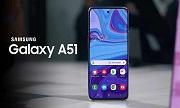 Samsung Galaxy A51: Màn hình
