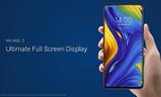 Xiaomi chính thức giới thiệu Mi Mix 3: camera trược, không tai thỏ
