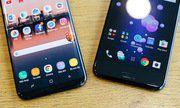 Pin HTC U11 tốt hơn bộ đôi Galaxy S8