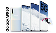 Samsung Galaxy A90 5G chính thức lộ video quảng cáo và cả hộp đựng