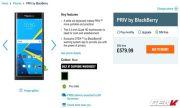 BlackBerry Priv dự kiến bán ra tại Anh, giá gần 20 triệu