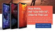 Mua Nokia – Mở Cửa Thần Kỳ - Chào Hè Thái Lan