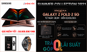 PRE-ORDER Samsung Z Fold2 5G - Summer Collection 2021