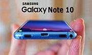 Samsung Galaxy Note 10: Lộ ảnh render, sẽ mất jack 3.5mm và nút bixby