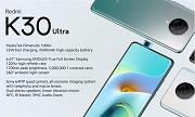 Redmi K30 Ultra ra mắt: Màn hình AMOLED 120Hz, chip MediaTek Dimensity 1000+, 4 camera, giá từ 6.7 triệu đồng