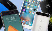 Loạt smartphone được mong chờ nhất nửa cuối 2016