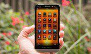 Điện thoại BlackBerry Z30 nóng từ 40 đến 41 độ C