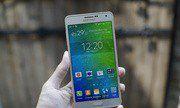 Ảnh thực tế Samsung Galaxy A7 tại Việt Nam