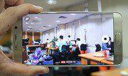 Truyền hình trực tuyến bằng Samsung Galaxy Note 5