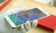 Samsung Galaxy Note 4 mạ vàng 24K ở Việt Nam