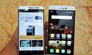 Smartphone Android Coolpad với chế độ tài khoản kép