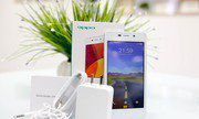 Mở hộp Oppo Joy 3 giá 3 triệu đồng