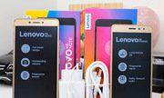 Bộ đôi smartphone pin khủng của Lenovo mới xuất hiện tại Việt Nam