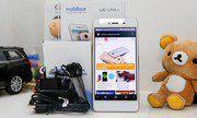 Lai Yuna X smartphone chuyên selfie giá 3 triệu đồng