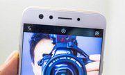 Oppo F3 - smartphone chuyên selfie giá tốt