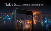 Nokia 6 được bán hết sạch trong một phút