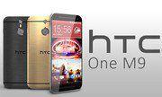 HTC One M9 trình làng trước Galaxy S6