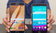 Nên chọn LG V10 mới hay Samsung S6 edge Plus cũ?