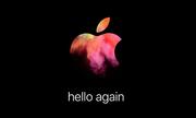 Apple sẽ ra máy tính MacBook mới vào 27/10