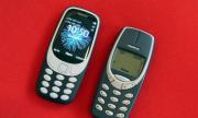 Điện thoại 'cục gạch' Nokia 3310 cháy hàng ở Việt Nam