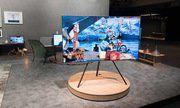 Samsung đưa dòng TV cao cấp QLED 2017 ra thị trường