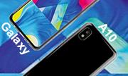 Samsung Galaxy A10 ra mắt: màn hình Infinity-V, chip Exynos 7884.