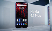 Nokia 6.1 Plus chính thức ra mắt: tai thỏ, camera kép, giá 6,6 triệu.