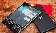 BlackBerry Passport vuông vức đọ dáng Z10