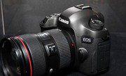 Máy ảnh độ phân giải 120 megapixel tại Canon Expo 2016