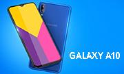 Samsung ra mắt em út dòng A, Galaxy A10 giá chỉ 2,7 triệu