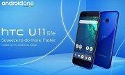 HTC U11 Life: Android One đầu tiên của HTC, Snapdragon 630, 4GB RAM, chống nước IP67