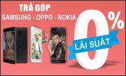 Trả Góp 0% Lãi Suất Với Nokia, Samsung, Oppo tại Hồng Yến mobile