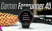 Đánh giá chi tiết đồng hồ Garmin Forerunner 45 và 45S