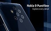 Nokia 9 PureView sở hữu camera