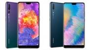Huawei ra mắt bộ đôi điện thoại P20 và P20 Pro với 3 camera sau.