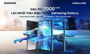 Pin 7000mAh vừa được Samsung cho ra mắt, giá thành 9,99 triệu đồng