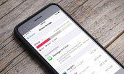 Dung lượng ứng dụng iPhone tăng 1.100% trong 4 năm