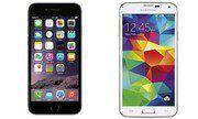 Nên mua iPhone 6 hay Samsung Galaxy S5?
