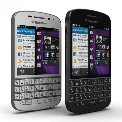 Blackberry Q10 Version ThaiLand