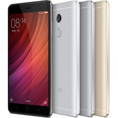 Xiaomi Redmi Note 4 Ram 3G Chip SnapDragon 625