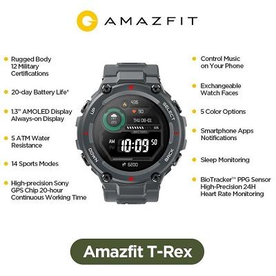 Xiaomi Amazfit T-REX