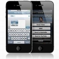 Iphone 4 BLACK 8GB 98