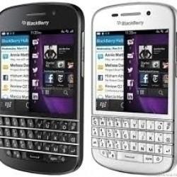 Blackberry Q10 Version ThaiLand White