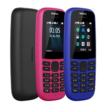 Nokia 105 Single Sim 2019