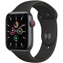 Apple Watch SE LTE 44mm Viền Nhôm Dây Cao Su - Chính hãng VN/A