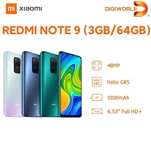 Xiaomi Redmi Note 9 3GB-64GB